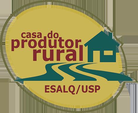 Apoio | Logo Casa do Produtor Rural - EsalqShow