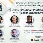 7º Encontro Preparatório abordará Políticas Públicas - EsalqShow